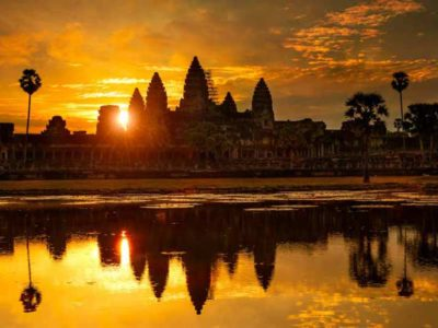 Cambodia Yoga Retreat • Travis Eliot + Lauren Eckstrom • Dec. 29, 2017 – Jan. 5, 2018